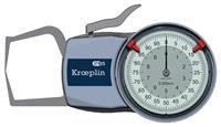 D110S 0-10mm外径卡规 德国KROEPLIN D110S