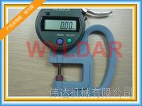 SMD-540S2 12mm行程 0.01顯示數顯式厚度表 日本TECLCOK得樂 SMD-540S2