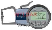 C110T 0-10mm数显发泡材料厚度测量仪 德国KROEPLIN C110T