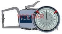 D110T 0-10mm数显发泡材料厚度测量仪 德国KROEPLIN D110T