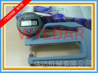 SMD-550S2 0~12mm数显数字厚度表日本TECLCOK得乐 SMD-550S2