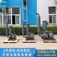 22KW工業用除濕風幹抽濕羅茨真空泵 TH-100