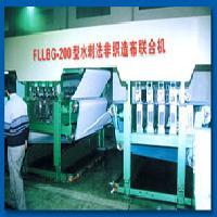 水刺法生产线