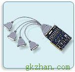 PCI總線4口RS-232通訊卡