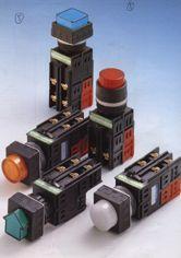 K22,K25,K30,K16系列急停按钮开关,带灯急停按钮开关