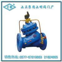丹东市阀门厂 WM341系列隔膜可调式减压阀 -