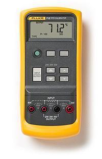铂电阻(RTD) 过程校准器