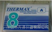 八格A型 熱敏試紙 英國THERMAX溫度美 37-99度TMC 測溫紙 溫度紙```