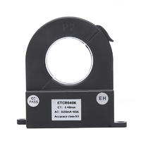 ETCR040K開合式高精度漏電流互感器