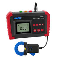 ETCR3000+数字式接地电阻测试仪