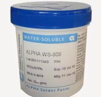 阿尔法水溶性有铅锡膏 WS-809