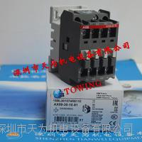 瑞士ABB交流接觸器AX09-30-10-81 AX09-30-10-81