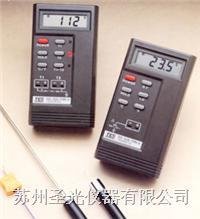數字式溫度表 TES-1310/1320