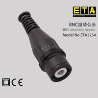 苏州 ETA3254  BNC组装公头 ETA3254