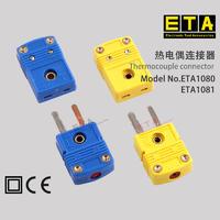 苏州 ETA1080/1081 热电偶插头 ETA1080K/J/T  ETA1081K/J/T