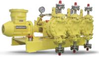 米頓羅MILROYAL HPD系列液壓隔膜計量泵/柱塞泵MD泵 MD23,MD46,MD93,MD140