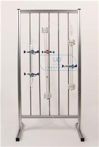 鋁合金層析柱座架 鋁合金層析柱座架