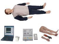 自動電腦心肺復蘇模擬人(IC卡管理軟件) YIM/CPR400S-C