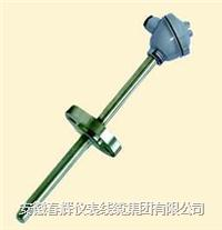 固定法蘭式一體化熱電阻/熱電偶 WZPB-420  WZPB-430  WRNB-420