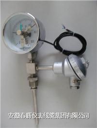 帶電接點及電阻遠傳一體化雙金屬溫度計 WSSXP-411
