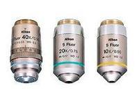 Nikon CFI 超级荧光物镜