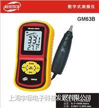 分體式測振儀GM63B