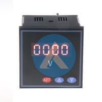 SX80J-ACV可編程數顯單相交流電壓表 SX80J-ACV