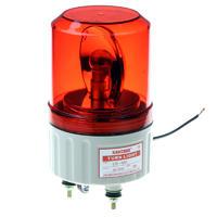 南州警示燈LTE-1081無聲旋轉式報警燈不帶聲螺絲底座