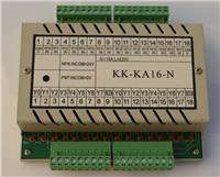 KK-KA16型PLC型開關量輸出繼電器放大板