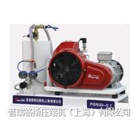 統氦氣回收循環裝置(氦氣回收機系) PGH25-0.1