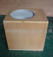广州创鑫UL1993温升测试木盒  UL1993温升测试筒