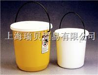 美國Nalgene 7102-0080,7.6L, 帶刻度氣密提桶 7102-0080,7.6L