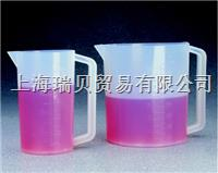 美国Nalgene DS1511-3000,3000ml, 带柄烧杯,Teflon* PFA DS1511-3000,3000ml, Teflon* PFA