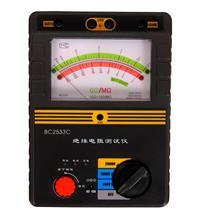 高壓數字絕緣電阻測試儀 WBZT