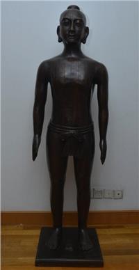 仿明代針灸銅人模型 170CM