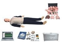 電腦高級心肺復蘇與創傷模擬人 KAH/CPR800
