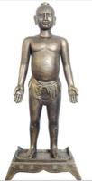 經絡人體銅像 35CM
