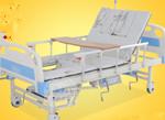 多功能家用護理床 家用翻身護理床 加固癱瘓病床 加厚理療床