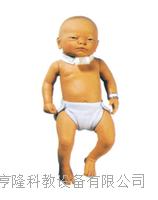 上等兒童氣管切開護理模型2 KAH-H24