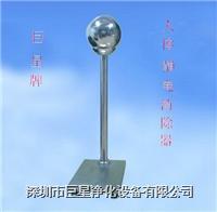 触摸式人体静电释放球 JXN-008