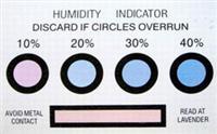 湿度测试纸卡,温湿度测试纸卡