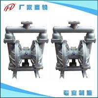 山西省朔州忻州陽泉晉中風動隔膜泵鋁合金煤礦