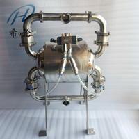 衛生級粉體氣動隔膜泵