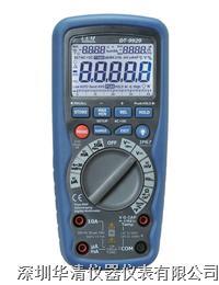DT-9929/9939專業真有效值工業級數字萬用表 DT-9929/9939