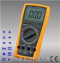 VC9801A+ |VC9802A+ |VC9804A+ |VC9805A+ 手動量程數字萬用表 VC9801A+ |VC9802A+ |VC9804A+ |VC9805A+