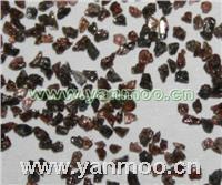 棕刚玉 棕色氧化铝砂 氧化铝粉 高纯氧化铝
