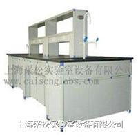 铝木实验台  实验室家具