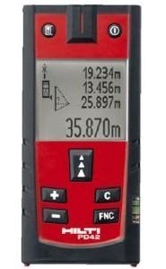 手持式激光测距仪 PD42