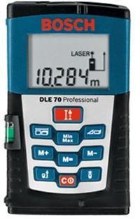 手持激光测距仪 DLE70