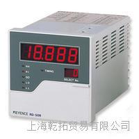 日本KEYENCE基恩士配备打印机触摸型面板记录仪